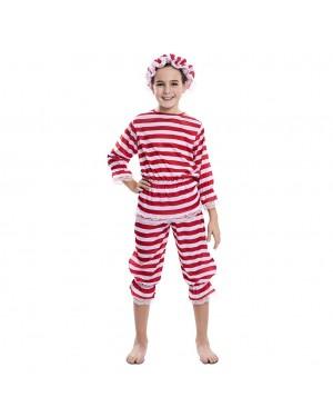 Costume da Bagno Anni' 20 Bambina per Carnevale | La Casa di Carnevale