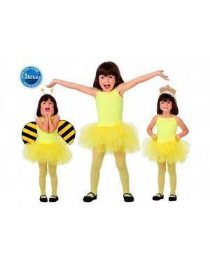 Costume Ballerina Gialla