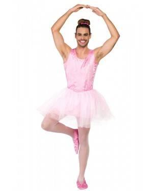 Costume da Ballerina Uomo Taglia M/L