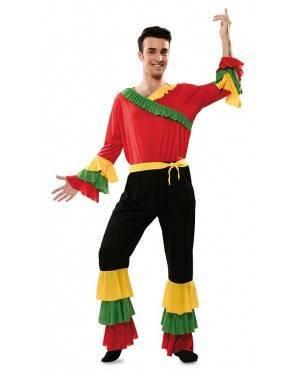 Costume da Ballerino di Rumba Adulto