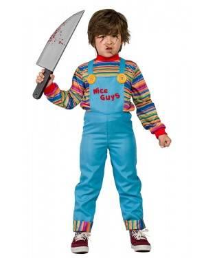 Costume da Bambola Assassina Bimbo