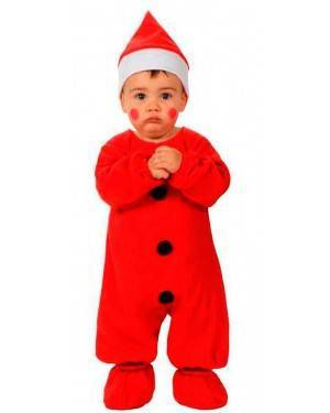 Costume Babbo Natale Baby