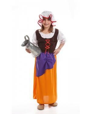 Costume Cameriera Bambina