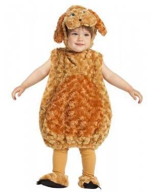 Costume da Cane Morbido Bimbo