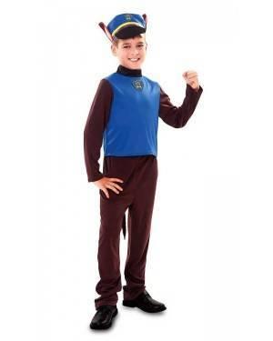 Costume Cane Poliziotto Bambino