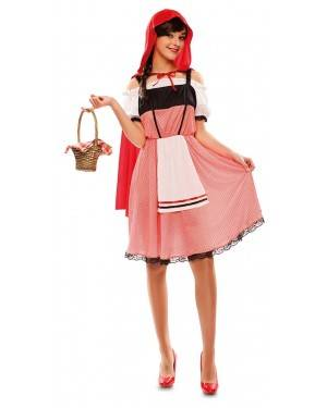 Costume da Cappuccetto Rosso Adulta