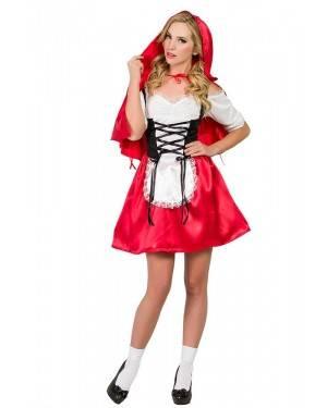 Costume da Cappuccetto Rosso Adulto