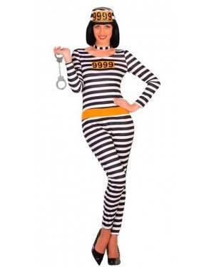 Costume Carcerata M/L