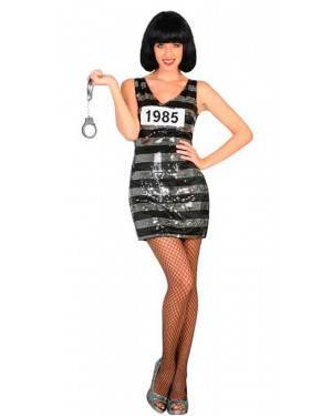 Costume Carcerata XL