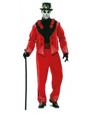 Costume da Catrin Rosso Adulto