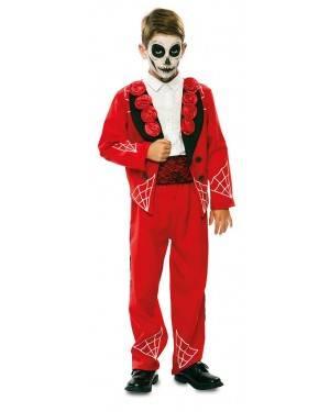 Costume da Catrin Rosso per bambini