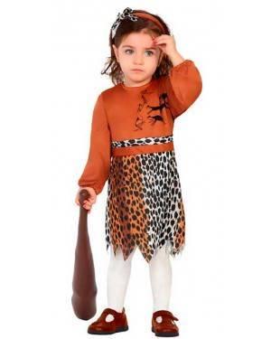 Costume Cavernicola 12-24 Mesi