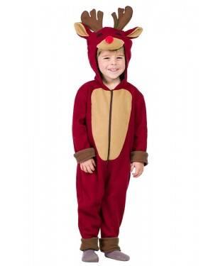 Costume da Cervo Bimbi