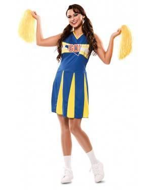 Costume da Cheerleader per Donna