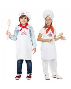 Costume da Chef Bimbo