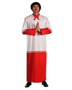 Costume da Chierichetto Uomo Taglia M/L