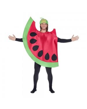 Costume da Cocomero Adulto per Carnevale | La Casa di Carnevale