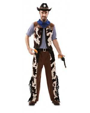 Costume da Cowboy Uomo Adulto