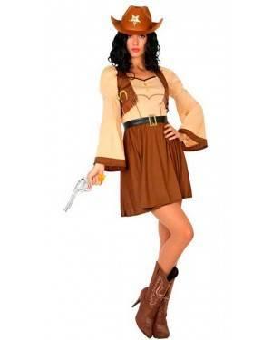 Costume Cowgirl Donna M/L