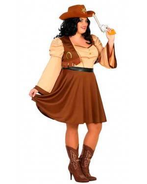 Costume Cowgirl Donna XL
