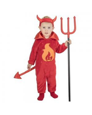Costume da Demone -Diavoletto per Carnevale | La Casa di Carnevale