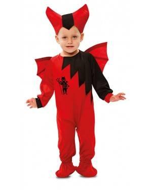 Costume da Diavolo Bebé