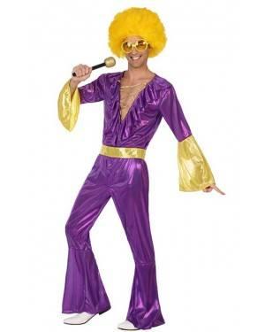 Costume da Disco Uomo per Carnevale | La Casa di Carnevale