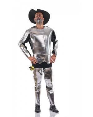 Costume Don Chisciotte Adulto Taglia XL