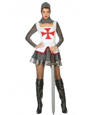 Costume Donna Crociata