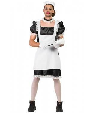 Costume da Donna delle Pulizie Taglia M/L