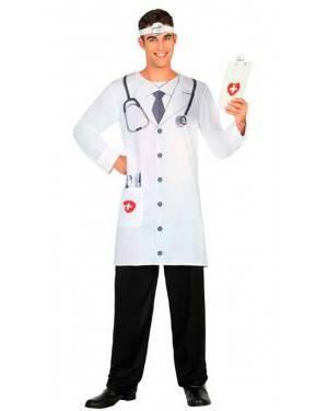 Costume Dottore Adulto per Carnevale | La Casa di Carnevale