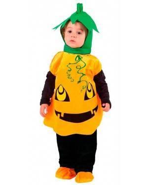 Costume Zucca Bebè