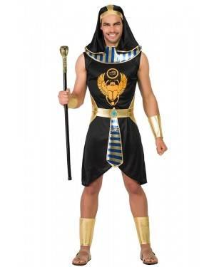 Costume da Egizio Nero Adulto