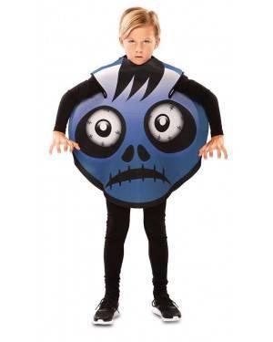 Costume da Emoticon Frankenstein 7-9 anni