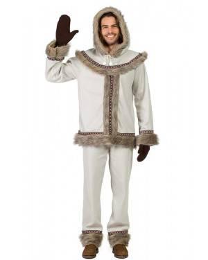 Costume da Eschimese Uomo