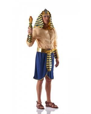 Costume Faraone Adulto Taglia XL
