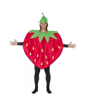 Costume da Fragola Adulto per Carnevale   La Casa di Carnevale