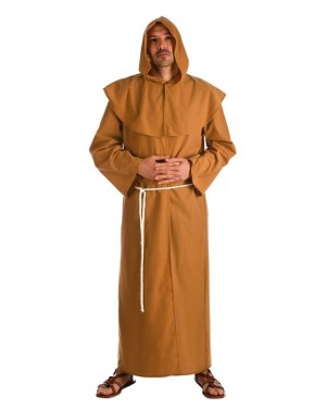 Costume da Frate Taglia M/L