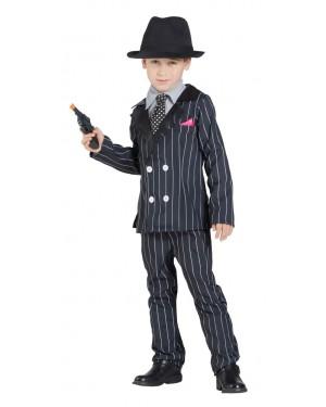 Costume da Gangster per Bambino per Carnevale | La Casa di Carnevale