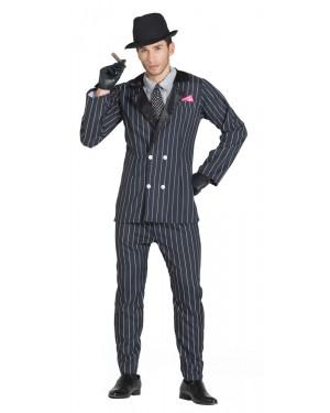 Costume da Gangster per Uomo per Carnevale | La Casa di Carnevale