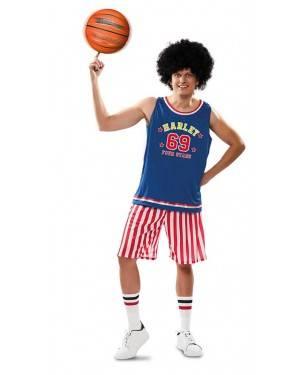 Costume da Giocatore di Basket Adulto
