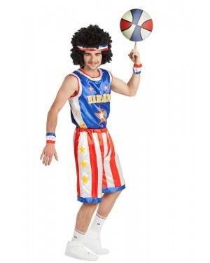 Costume da Giocatore di Pallacanestro  Adulto  per Carnevale | La Casa di Carnevale