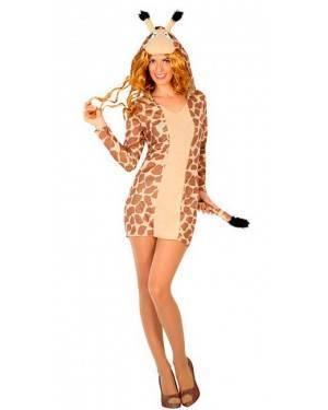 Costume Giraffa Donna XL