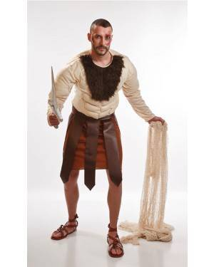 Costume Gladiatore Adulto M/L