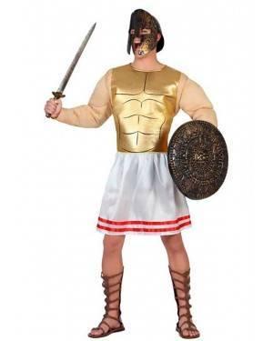 Costume Guerriero Greco Uomo