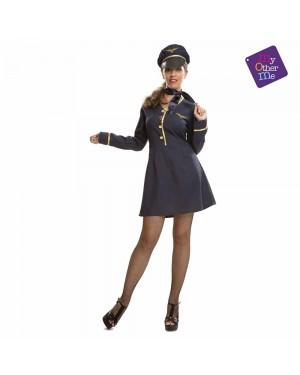 Costume da Hostess Donna per Carnevale | La Casa di Carnevale