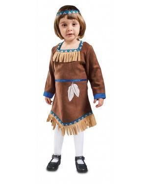 Costume da Indiana Bebé