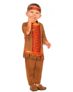Costume Indiano Bebe