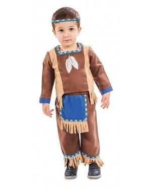 Costume da Indiano Bebé