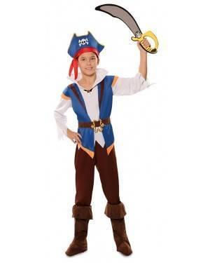 Costume da Jack Sparrow per bambini